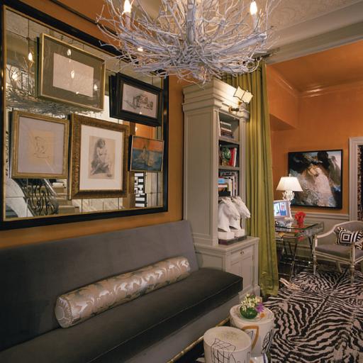 Sybaritic Spaces: 2012 Hampton Showhouse Designer Robert ...